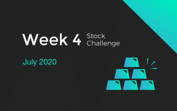 Cover for Week 4 of the July 2020 Stock Challenge